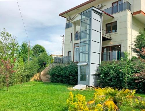 Villa Asansörü & Antalya