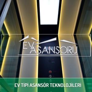 ev tipi asansör teknolojileri