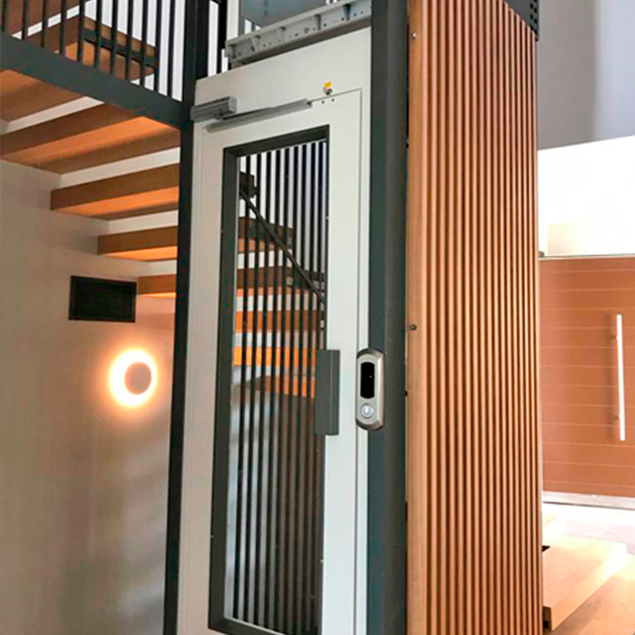 hydrolift ev asansörü